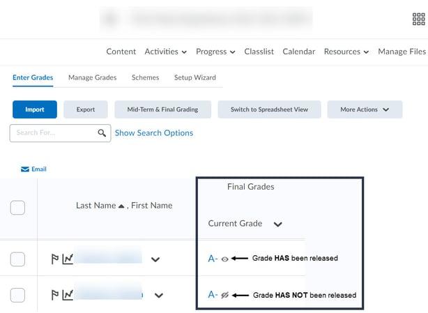 Releasing - Grade Icon