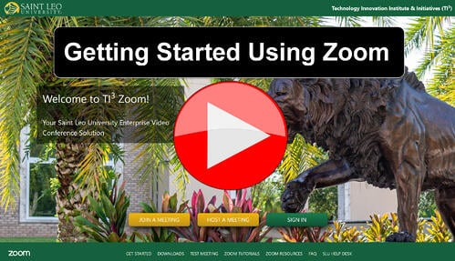 Zoom Image-getting started
